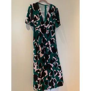 Silk Dress-Sz S